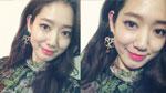 박신혜, 긴장해도 '활짝'…중전마마 '미모'