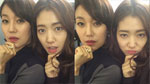 박신혜-진경, 실제로 친해요…'장난기 가득'