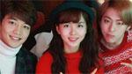 김소현, 민호-지코와 크리스마스 요정 3남매