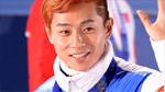 '디펜딩 챔피언' 안현수, 유럽선수권 준우승