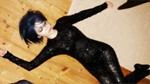 가인, 파격적인 전신 스타킹 패션…'독보적 섹시美'