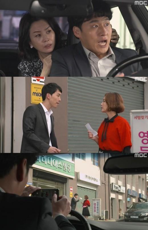 '여왕의꽃' 김성령, 알레르기 자작 사건 들통 나나?_이미지
