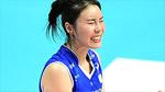 우승 이끈 김사니, 女 세터 최초 챔프전 'MVP'