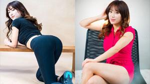 '뒤태녀' 예정화, 36-23-37 명품몸매 비결?