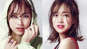 진세연, 여름 화보 공개 '이렇게 섹시했어?'