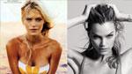 '빅토리아 시크릿' 모델들, 스크린 녹였다