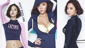 황정음, 박서준도 반한 섹시 몸매...개미허리+애플힙 '대박'