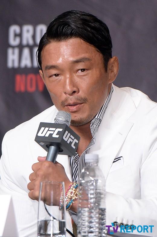 추성훈, UFC 복귀전 '관심집중' 날짜는?