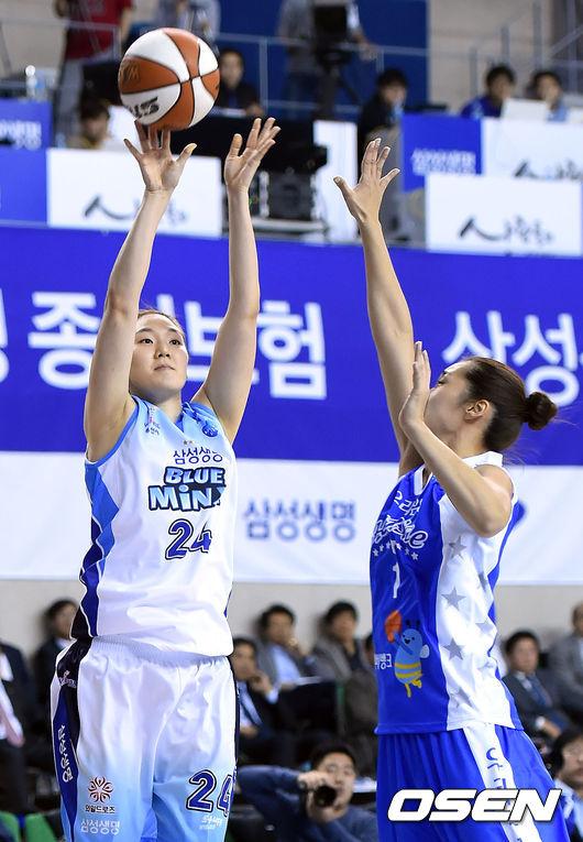 배혜윤,'홈 개막전 승리를 위해'