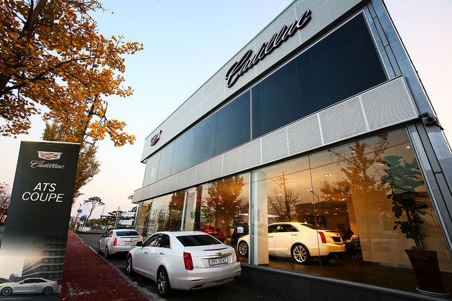 캐딜락, 전주에 3번째 독립 전시장 마련…판매 성장세 잇는다