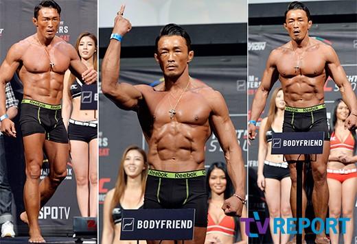 UFC 서울, 오늘 펼쳐진다...추성훈-김동현 웰터급