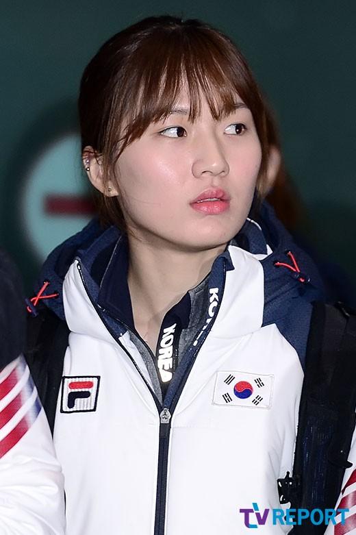 박승희 금메달, 전국체전 스피드스케이팅 1000m 2연패