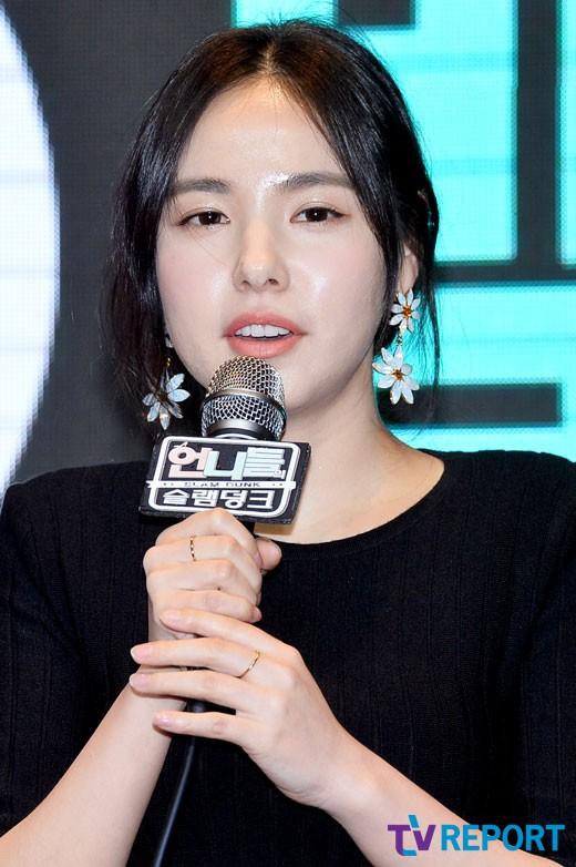 """'슬램덩크' 민효린 """"박진영 JYP 사장님, 출연 약속했다""""_이미지"""