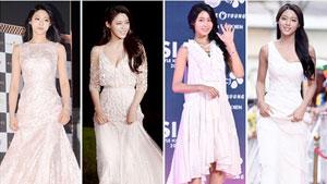 설현 '화이트 드레스만 만나면, 미모 폭발!'