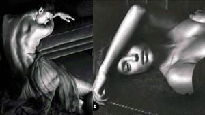 이리나 샤크, 올누드의 파격을 보여주다