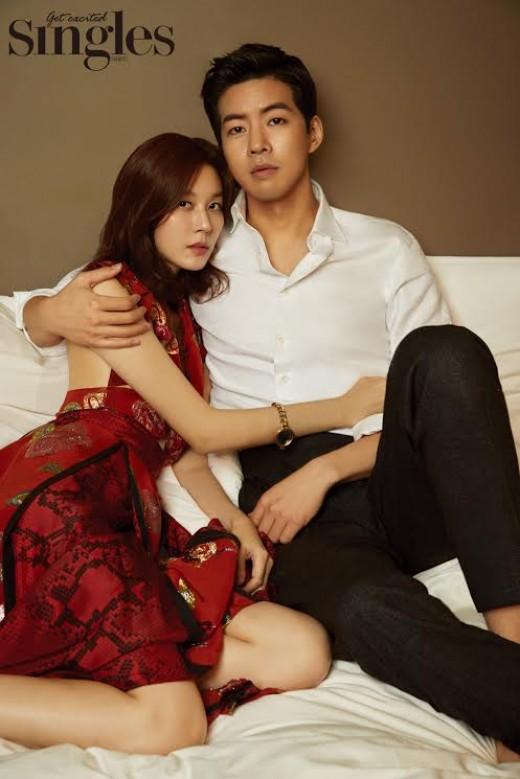 김하늘♥이상윤 질투 부르는 파격 침대케미