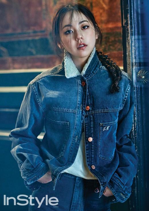"""안소희 """"14살에 데뷔, 또래들과 다른 삶 살았죠"""""""