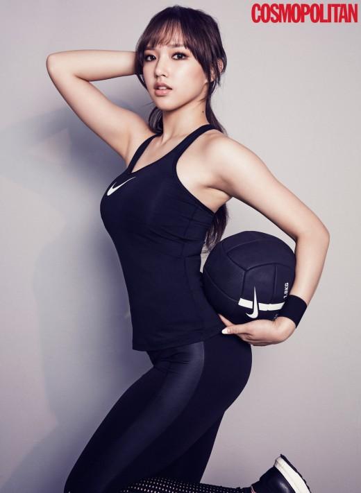 """성소 """"씨스타 보라가 워너비 몸매, 다리라인 부러워"""""""