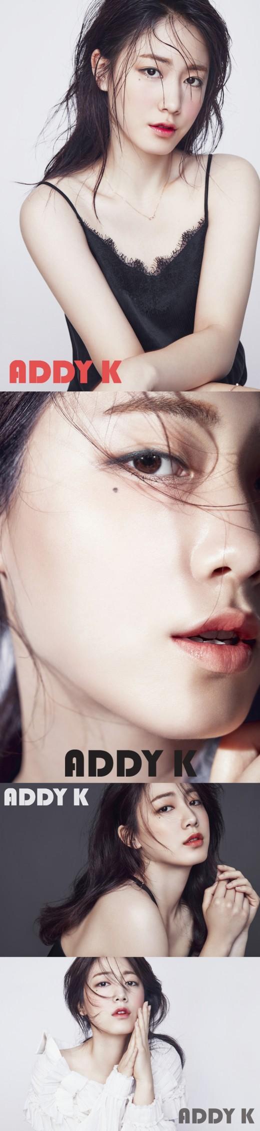 '시작된 유혹'...류효영, 복숭아빛 속살 노출