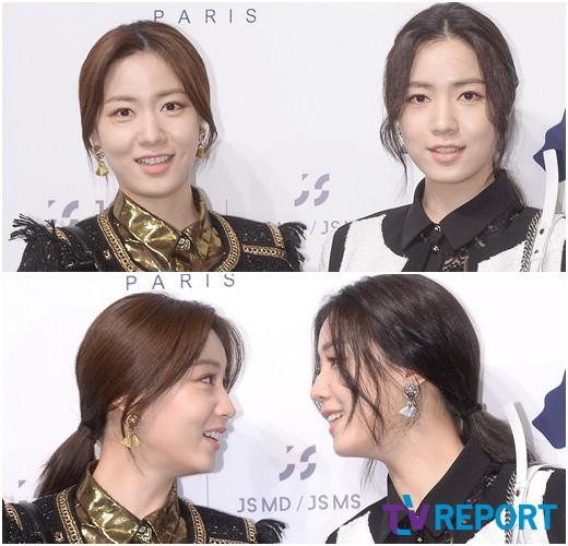 류효영-류화영 '예쁜 미모 하나까지 닮은 쌍둥이'_이미지
