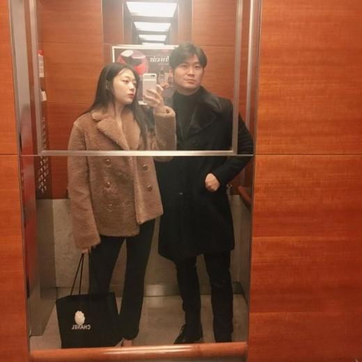 """""""잘 만나고 있어요""""…최자♥설리, 달달 데이트_이미지"""