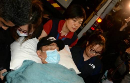 낙마 사고 유덕화, 병원비 무려 7억 5천만원