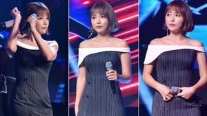 홍진영 '섹시&아찔, 마네킹 뺨치는 완벽 몸매'