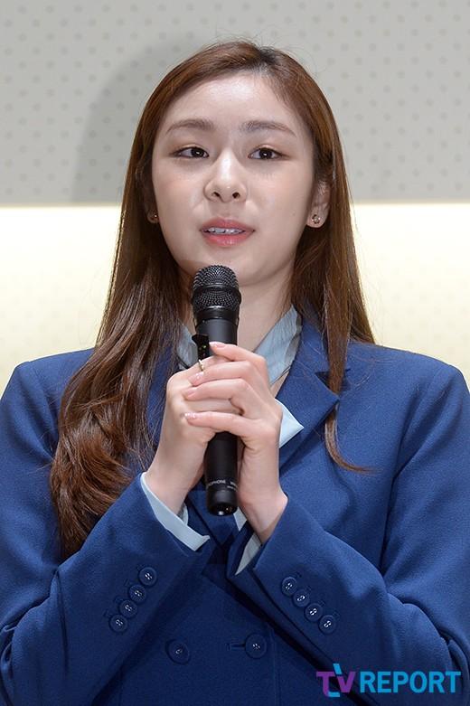 """김연아 """"성공적인 친환경 동계올림픽 개최했으면 좋겠습니다""""_이미지"""