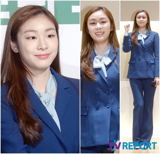 김연아 '시크+도도 여왕의 반전 매력~'_이미지