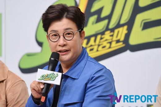 """'오쾌남' 김성주 """"안정환, 아내보다 더 많이 봐…엉덩이 매력"""""""