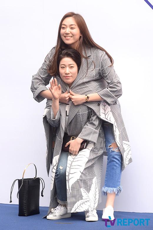이은형-김영희 '영혼의 단짝!'