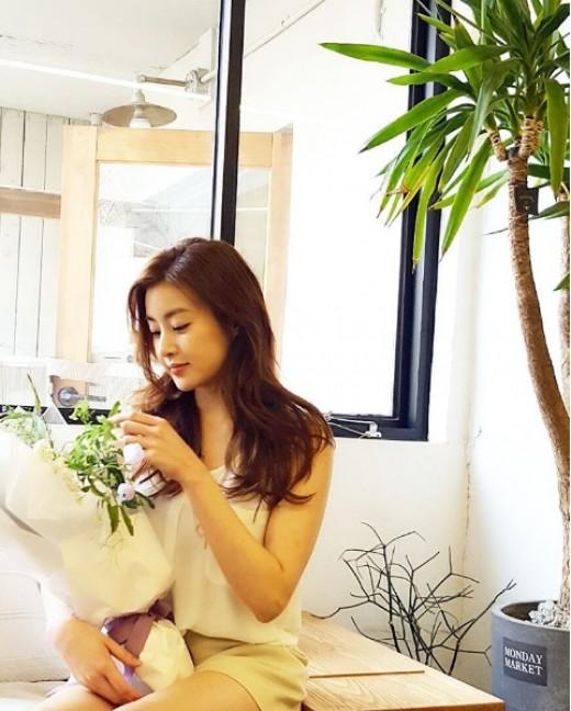 '꽃보다 강소라'...화보 뺨치는 일상_이미지