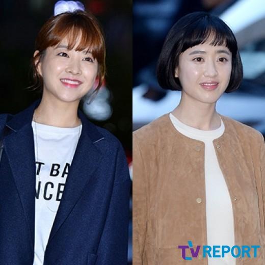 '뽀블리' 가고 '민블리'…박보영→김민정 바통터치_이미지