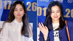 안소희-이하늬 '눈빛이 치명적인 고양이상 미녀들'