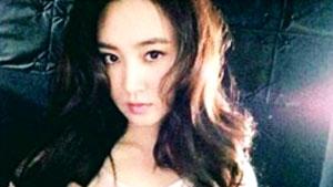 """""""청순 벗고 섹시""""...소녀시대 유리, 물오른 고혹미"""