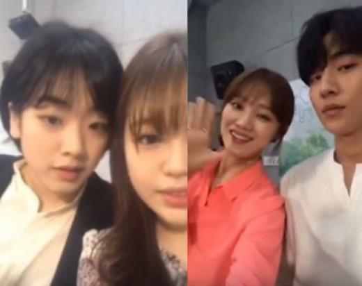 이성경vs조혜정, '김복주' 절친의 씁쓸한 '인성 논란'_이미지2