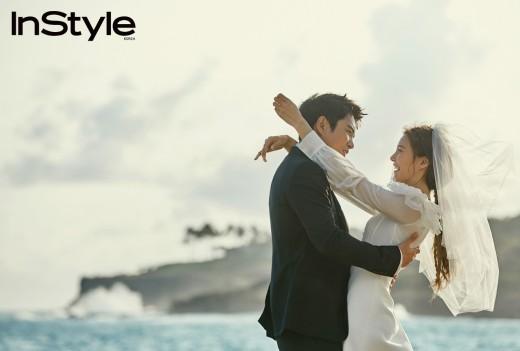 주상욱♥차예련, 로맨틱 웨딩화보 공개_이미지2
