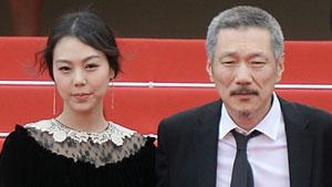 홍상수-김민희 '그 누구보다 달달하게, 영화같은 레드카펫 데이트'