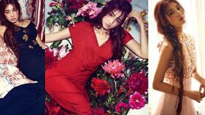 박신혜 '강렬·섹시' 여신으로 변신