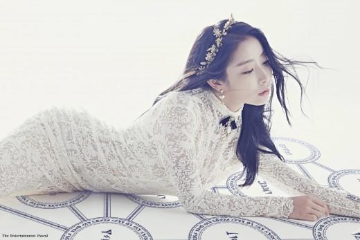 """""""스텔라가 온다""""…가영, 치명적 허리라인 노출"""