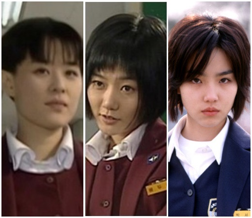 """최강희→배두나→이유리…""""'학교' 언니들 떴다"""""""