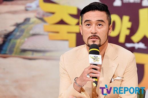 """'죽사남' 최민수 """"만수르 캐릭터 분석 안 돼…감독님에 '믿지 말라' 했다""""_이미지"""