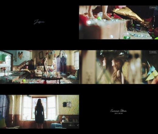 제시카 티저 공개…섹시와 신비 사이_이미지