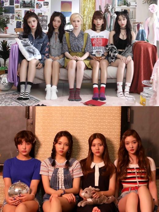 다이아, 8월 22일 컴백…이단옆차기 만나 확 바뀌었다