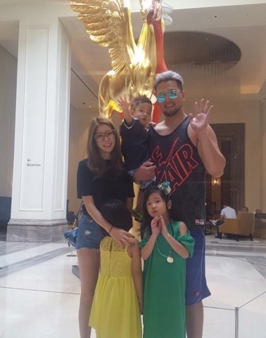 """""""파라다이스, 즐겁다"""" 김태우 부부, 다복한 가족여행_이미지"""