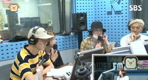 """'러브게임' 강승윤 """"송민호 '신서유기'서 놀다 오더라"""""""