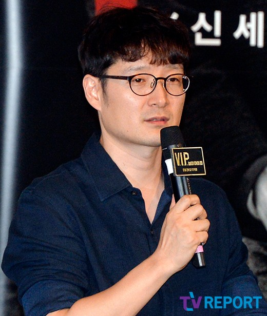 영화 '브이아이피' 박훈정 감독