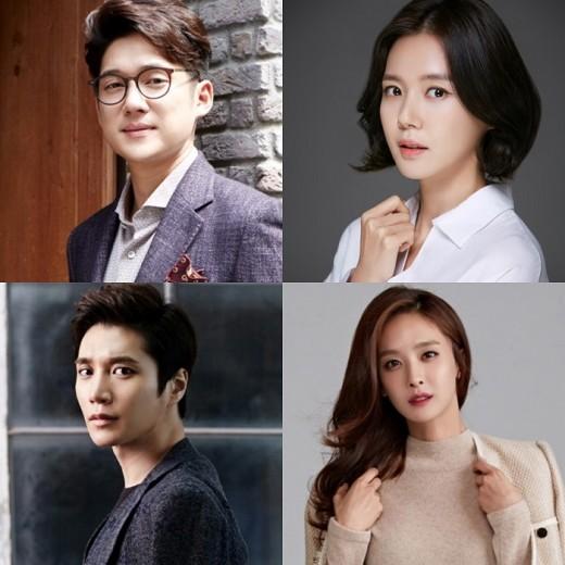 송창의·강세정·김다현·박정아, KBS2 새 일일극 '내 남자의 비밀' 확정