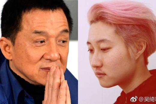 성룡 미성년 딸, 자퇴 후 가출…음주에 흡연까지_이미지