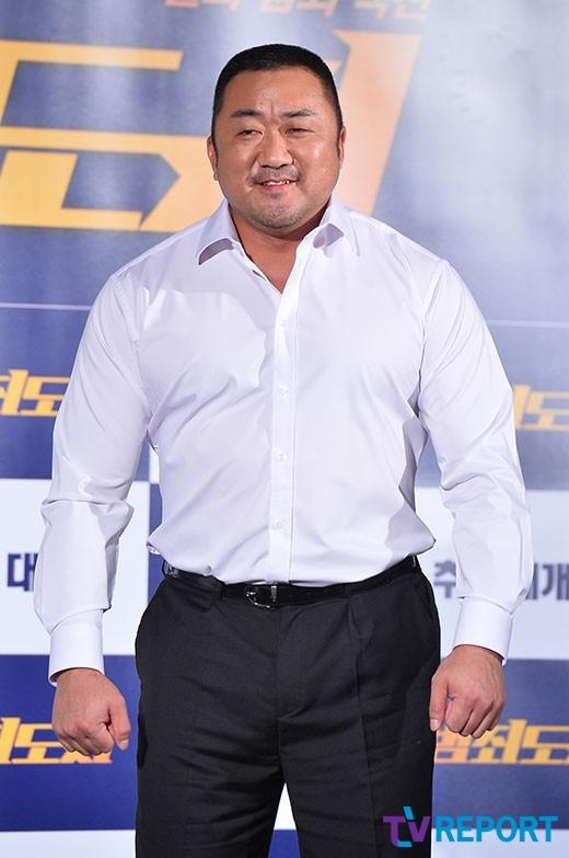 마동석, 영화 '챔피언' 출연 확정…2017년 바쁘다 바빠